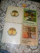 Két darab természet könyv gyermekeknek - 1977