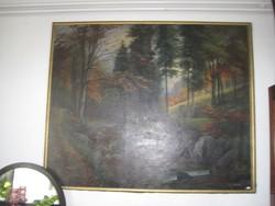 Festmény 140x170