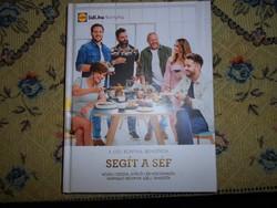 ---Széll Tamás szakácskönyve : Segít a séf