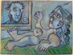 Pablo Picasso Festmény