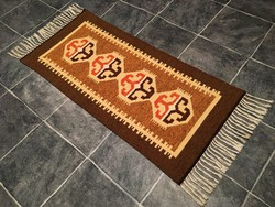 TORONTÁLI kézi szövésű gyapjú szőnyeg, 60 x 150 cm