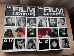 Retro Film Lexikon I-II. (1978)-Film művészet, Filmvilág XX. század