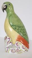 Herendi Papagáj figura