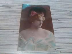 Antik képeslap (1907)