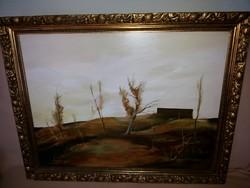 Szabados János festménye