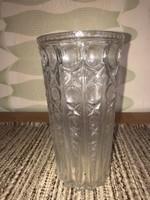 Régi üveg váza