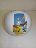 Drasche retro porcelán. Sopron.