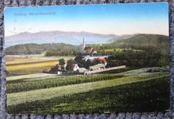 Régi képeslap Mária-Remete 1915