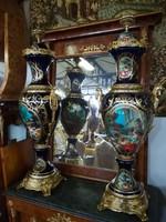 Sevres váza pár (képes)