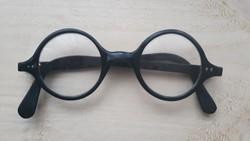 Art deco szemüveg bakelitből, 1940-es evek