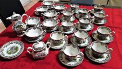 Myotts Country Life Angol Vintage Tea&Soup kerámia készlet