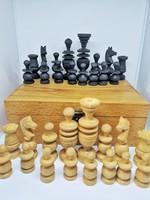 Régi fa sakk