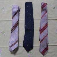 Retro nyakkendők 2. (1970-es, 1980-as évek)