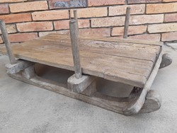 Sled used for transportation of wood