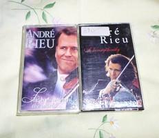 Klasszikus zenei kazetták: André Rieu
