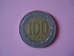 Albán 100 leke