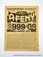 1932.09.14  /  999-09. Benedikt Ilus  /  A FÉNY  /  Szs.:  12550