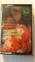 The Great Song Stylists kazetta