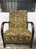 Art deco fekvő fotel