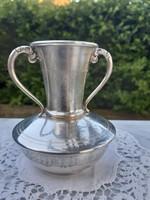 Sterling ezüst váza