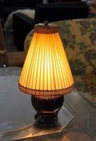 Porcelán asztali lámpa, 1920/30