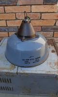 Loft ipari lámpa, szarvasi lámpa