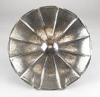 0Z848 Art deco ezüst asztalközép kínáló 235g