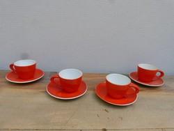 Zsolnay retro kávés
