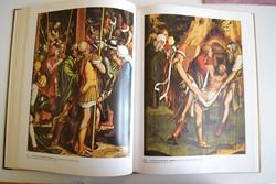 Könyv  Hans Holbein festői életműve - 1990 Hans Werner Grohn - Pierre Vaisse