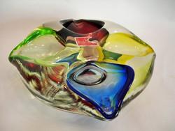 Retro marosvásárhelyi PRODCOMPLEX díszüveg