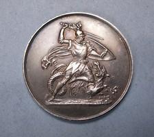 I. Ferenc József,1904 ezüst érme,VI. Hadsereg vívási verseny.