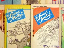 1987 július 29  /  Ludas Matyi  /  SZÜLETÉSNAPRA RÉGI EREDETI ÚJSÁG Szs.:  6654