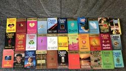 Danielle Steel könyvek 33 db