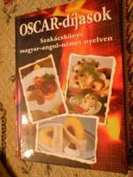 -----Oscar díjasok - szakácskönyv magyar -angol-német nyelven