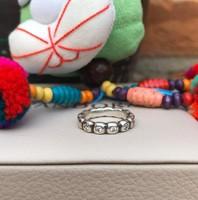 Pandora régi kollekciós köves ezüst gyűrű