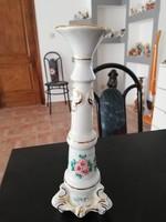 Porcelán gyertyatartó 23 cm