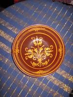 Kerámia tál, tányér, 24 cm (54)