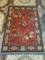 Perzsa szőnyeg 136x85cm