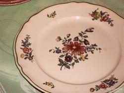Villeroy& Boch tányér. Ritkább