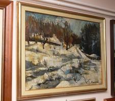 Csernó Judit képcsarnokos festmény