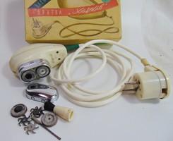 Retro elektromos borotva