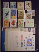 1965 Postatiszta teljes év** (6700)
