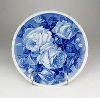 0Z218 Meisseni porcelán falitányér dísztányér 18cm
