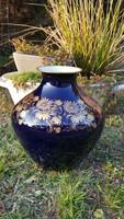 Hutschenreuther (echt kobalt) váza, 1970/80