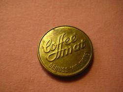 Kávé Zseton  19 mm