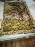 Antik goblein falikárpit 120x75cm