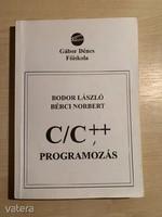 Bodor László, Bérci Norbert C/C ++ programozás