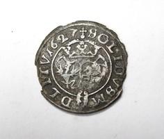 Zygmunt III Waza - szeląg Wilno 1627