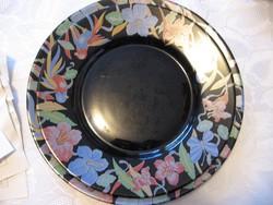 Papagájos arcoroc tányér készlet 6+1