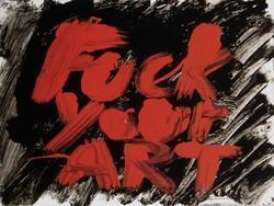 Tunyogi Gábor: Fuck your art